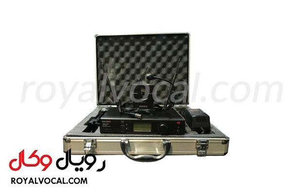 میکروفون بیسیم یقه ای Bisco مدل klt 481